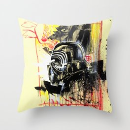 DARK SIDE RULES Throw Pillow