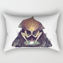 Forest Lord Rectangular Pillow