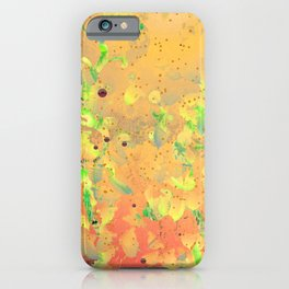 Fall 5 iPhone Case