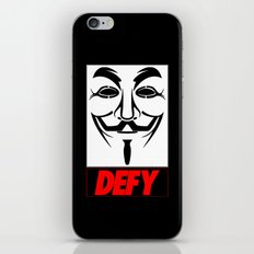 V-Defy iPhone & iPod Skin