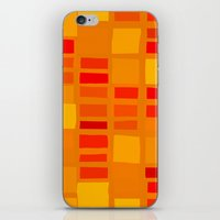 mosaic iPhone & iPod Skins featuring mosaic by Ioana Luscov