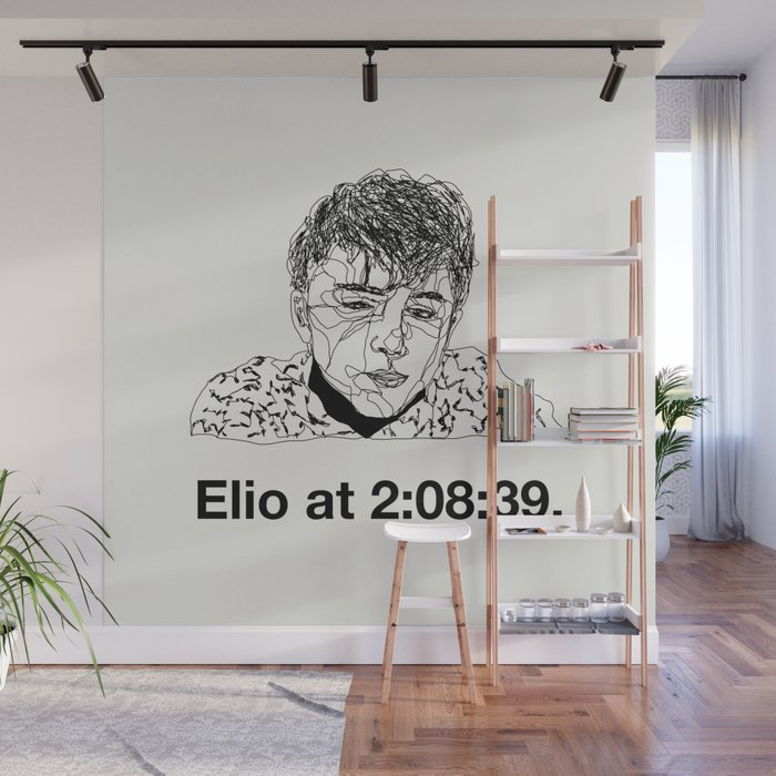 Elio Wall Mural