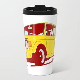 Fiat 128 Travel Mug