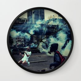 Match point Wall Clock