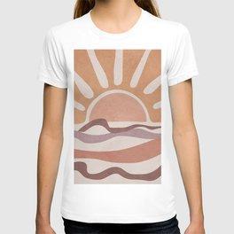 Sea Sunset T-shirt