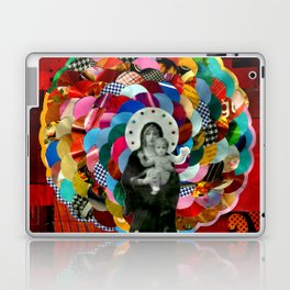 Maria (mãe de Jesus) Mary (mother of Jesus) #1 Laptop & iPad Skin