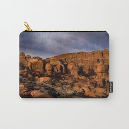 Dark Carry-All Pouch