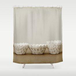 Cupcake One Shower Curtain