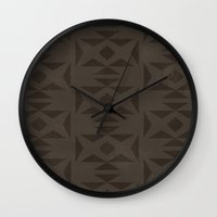 into the wild Wall Clocks featuring Wild by Zach Terrell
