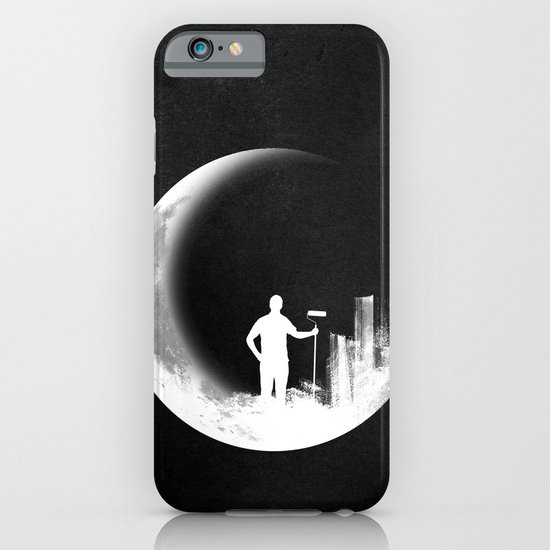 Lunar Theory iPhone & iPod Case