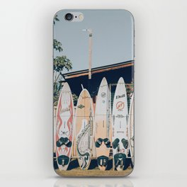 lets surf xv iPhone Skin