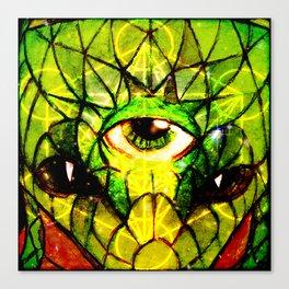 Third Eye Canvas Print