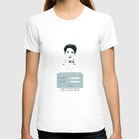 allison argent T-shirts featuring His username is Allison?  by Amy Mancini