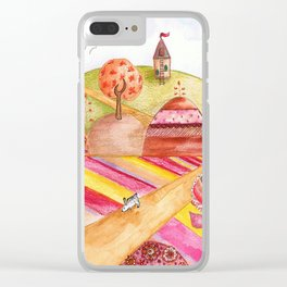 All is Well Clear iPhone Case