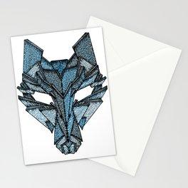 Fox Mask Stationery Cards