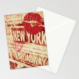 Lovin' New York Stationery Cards