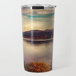 Serenity Lake Travel Mug