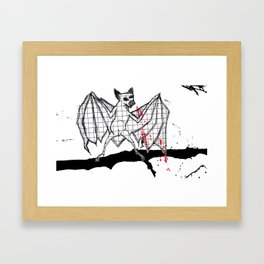 BIDIGIRI ZINIA Framed Art Print