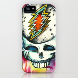 Steal Your Space  iPhone Case
