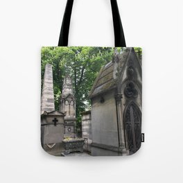 Nobody Sleeps Alone Tote Bag