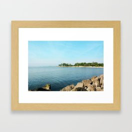 AFE Ashbridges Bay Framed Art Print