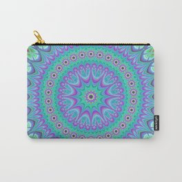 Explosive mandala ball Carry-All Pouch
