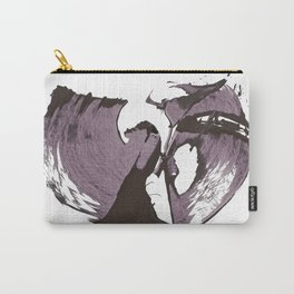 The Wu-Tang in Abstract Carry-All Pouch
