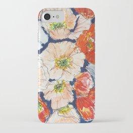 Icelandic poppies no. 1 iPhone Case