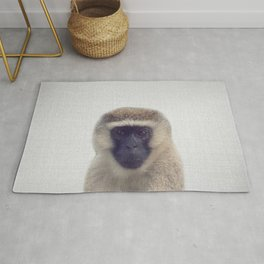 Monkey - Colorful Rug