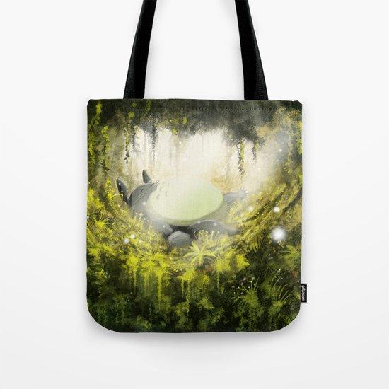 Totoro's Dream Tote Bag