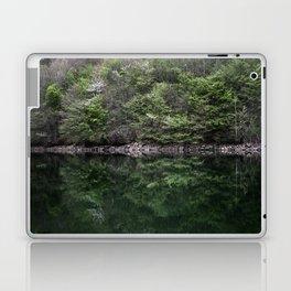 Reflections in lake Laptop & iPad Skin