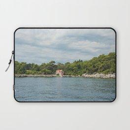 Lokrum Croatia Laptop Sleeve