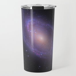 Spiral Galaxy Space Image Travel Mug