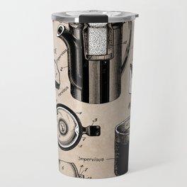 patent China Coffee pot - Blanke - 1909 Travel Mug