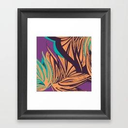 Butterfly Thing Framed Art Print
