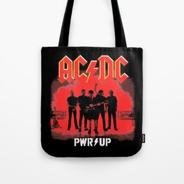 AC/DC Pwr Up Tote Bag