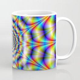 Psychedelic Wheel Coffee Mug