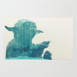 Luminous Beings (Yoda) Alternate Rug