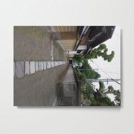A Road in Fukuoka Metal Print