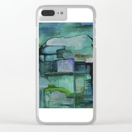 What Lies Beneath Clear iPhone Case