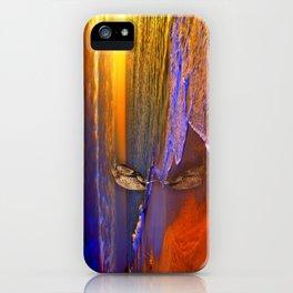 Enjoy the moment.  Sunset over  Sanibel Island, Florida iPhone Case
