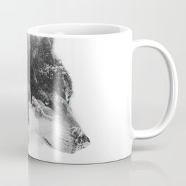 Wolf Stalking Coffee Mug
