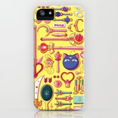 Magical Aresenal yellow iPhone (5, 5s) Slim Case