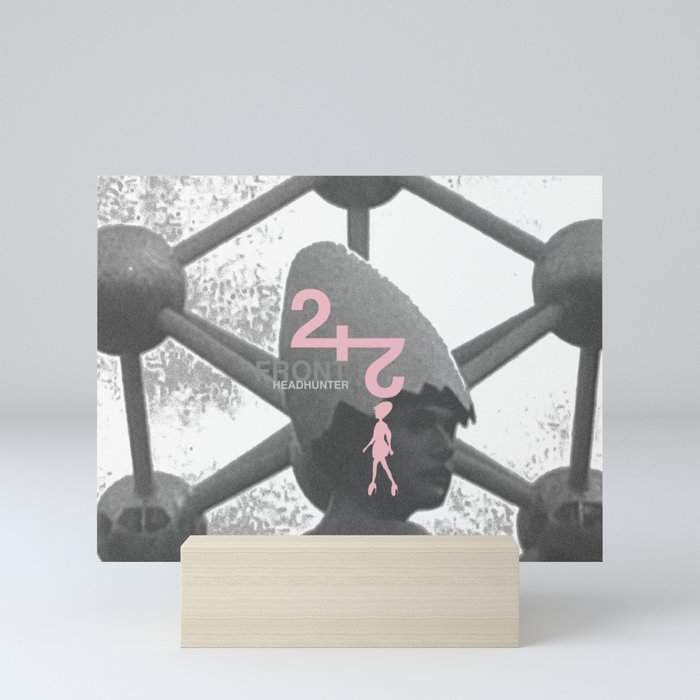 "Front 242 ""Headhunter"" Mini Art Print"