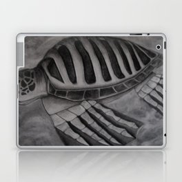 The Amazing Flying Turtle Machine Laptop & iPad Skin