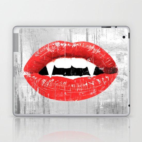 Vampire's Kiss Laptop & iPad Skin