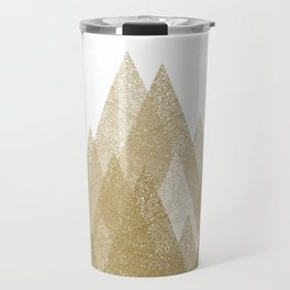 christmas trees Travel Mug