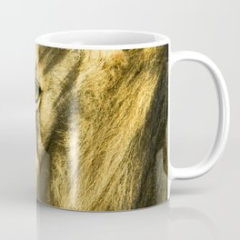 Royal and Regal Lion Coffee Mug
