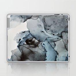 Smoke Show - Alcohol Ink Painting Laptop & iPad Skin