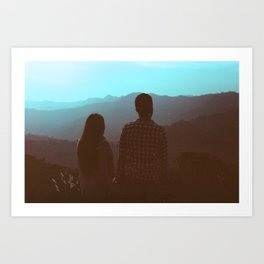 Hold On, We're Going Home Art Print